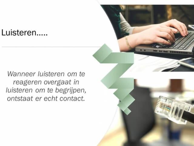 Foto bij Week van de werkstress 2020 - Luisterlijn